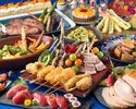 【Special online deal】 Okinawan & International Buffet Adult (13 years and up)