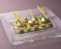 【季節限定】記念日や特別な日に。厳選食材を楽しむ全5品贅沢ランチコース