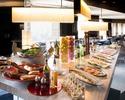 (10/1~)[Holidays] Italian Lunch Buffet (Senior Citizens(65+))