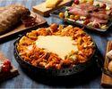 チーズタッカルビプレミアコース + クラフトビール地酒オプション