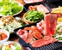 【ランチ / 時間無制限】《食べ放題 & 飲み放題 BBQプラン》