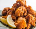<金・土・祝前日>【鶏からあげ&フライドポテト食べ放題】アルコール含む飲み放題