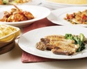 [Saturday Sunday and public holidays 120 min.] Dinner buffet Adult