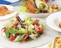 [Saturday Sunday and public holidays 100 min.] Lunch buffet Adult (WEB exclusive 5%OFF)
