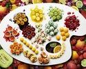 ● (Sep 15, Sep 22) Colorfruits Dessert Buffet  Child (4 to 8 years old) @3300 Yen(Regular Price)