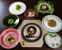 De Luxe menu featuring delicacies from Fukushima (Private Dining Room)