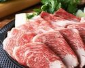 2時間飲み放題 特選黒毛和牛すき焼きコース 6500円(全9品)