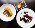 ● 3-Course Weekday Business Set Lunch ●