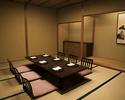 <公式ホームページオンライン予約限定特典>平日限定 座敷個室確約 平川御膳にコーヒー付き