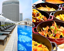 [WEB prepaid only] Pool & Lunch buffet [Weekday Adults]