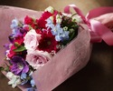 ★ Please order with other menu. ★【 Bunch of Flowers 】