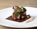 [平日] 6月法國區域美食公平優雅午餐窗口側座