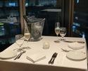 【窓際確約】メインは牛フィレ肉のロッシーニ!乾杯スパークリングワイン付き プレミアムペアディナー