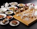 【毎週金曜日/シニアデー】飲茶90分食べ放題ランチ