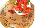 ランチ・誕生日お祝いケーキ付プラン(月~金)