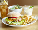 【Lunch】 Burger Set