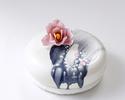 Birthday Cake- Shan Shui ( L)