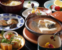 [February only] Winter special kaiseki (lunch / dinner)
