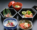 "Kaiseki Lunch Box ""Hana no Zen"" (for Lunch only)"