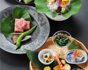 """Kaiseki Japanese Beef Course """"Tsubaki"""""""