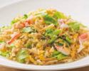 【テイクアウト】蟹肉と干し貝柱チャーハン