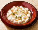 """Braised """"Tofu""""with Dried Scallops in Sichuan Pepper Sauce (S size)"""