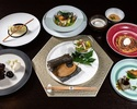 De Luxe menu featuring delicacies from Yamagata (Private Dining Room)
