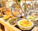 【秋季限定】選べる1ドリンク付!約40種類の季節のお料理をブッフェ形式で堪能!