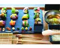 Teori Sushi (1 to 4 people)