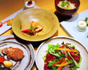 Dinner Course &  & All-you-can-drink Plan  JPY8000