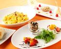 【Lunch】New Value Lunch with appetizer buffet and dessert buffet
