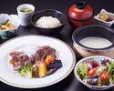 牛ステーキ膳 2,800円