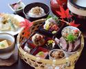 【個室】円山籠膳 3,410円(税サ込)