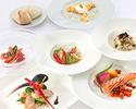 【MANGIARE Dinner】メインが選べるプリフィックス4品ディナー