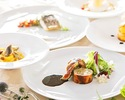 【個室×顔合わせにおすすめ】お魚・お肉のWメインをお楽しみいただける全6品コース(平日)