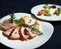 【10・11月】スペイン産イベリコ豚のローストのコース(イタリアーノ)(3時間飲み放題付き)