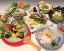 """Kaiseki Lunch """"TSUKI"""""""