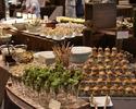【三重の恵み-冬-】Japanese ×Italian Buffet Lunch