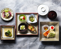 【Lunch KAISEKI MIZUKI This is Limited on weekdays】Akebono Bento Box