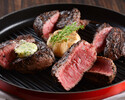 【土日祝限定】FOUR KINDS OF PRIME BEEF