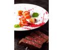 Steak & Seafood Lunch(国産牛)80g