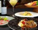《DINNER》【70種3H飲み放題】季節の食材や石窯メイン等の豪華フルコース