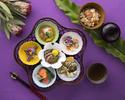 "【Weekday】 Churashima Vegetable LUNCH ""Hanakago Bento"""