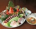 【特選皿鉢コース】祢保希の皿鉢が「秘密のケンミンSHOW」で紹介されました!