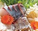 海鮮寄せ鍋コース 4,800円