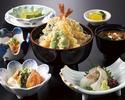 平日ランチ・数量限定「天丼定食」