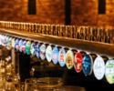 【ゆったり2.5H飲み放題!】大人気のシカゴピザ&クラフトビール10種飲み放題の贅沢宴会コース