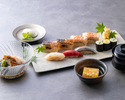 【WEB16%OFF】(Sushi) SOHKAI Course