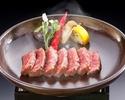 網焼ステーキ(ヒレ 100g)10,450円