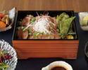 Miyazaki Kuroge Wagyu Beef Steak Rice Box